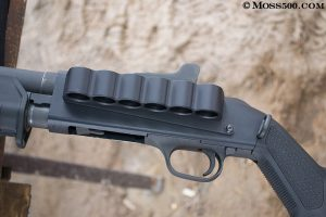 Mesa Sureshell Tactical Sidesaddle for Mossberg 500/590