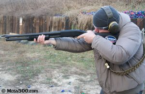 Mossberg 500 Shotgun