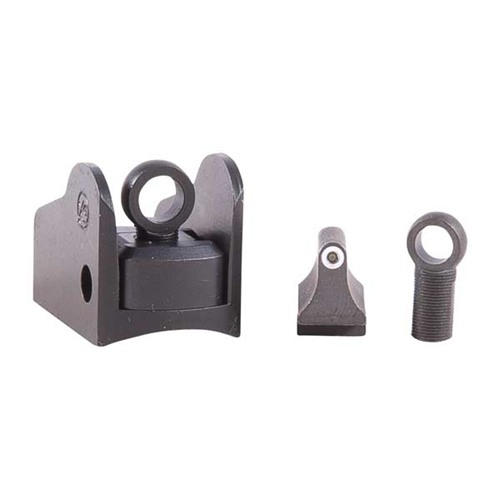 this XS Sight Systems Shotgun Tactical Ghost Ring Sight Set